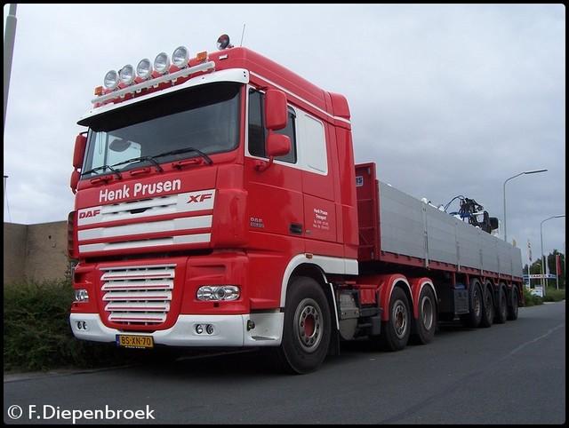 BS-XN-70 DAF XF105 SC Henk Prusen-BorderMaker 27-12-2012