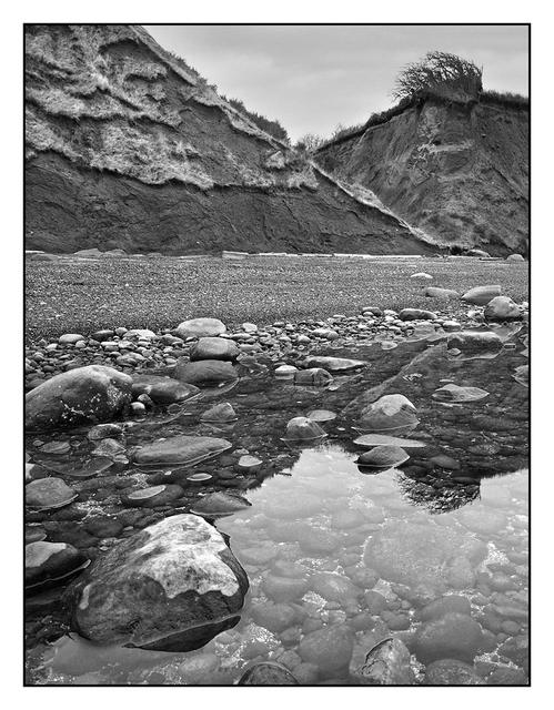Point Holmes 2013 B&W Black & White and Sepia