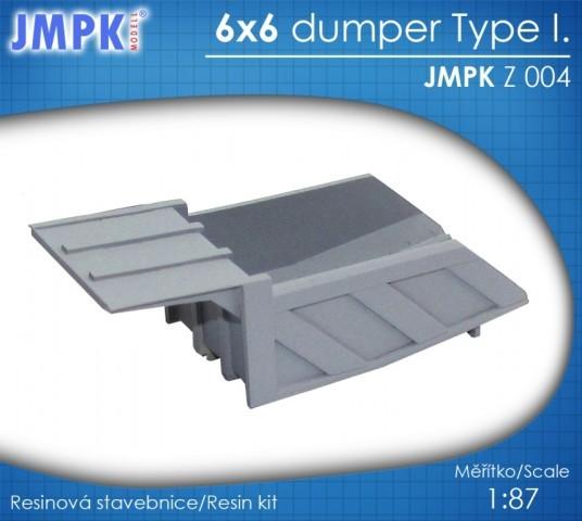 Neuheiten von JMPK Z004-6x6-dumper-type-i--1