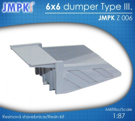 Neuheiten von JMPK Z006-6x6-dumper-type-iii--1