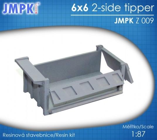 Neuheiten von JMPK Z009-6x6-2-side-tipper-1