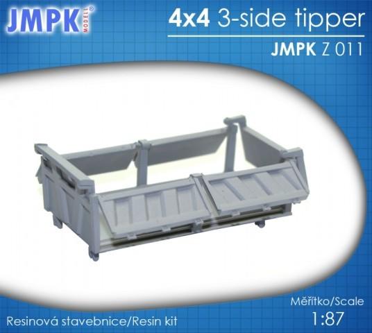 Neuheiten von JMPK Z011-4x4-3-side-tipper-1