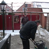 Aanleg van 't Rietplein 06-02-13