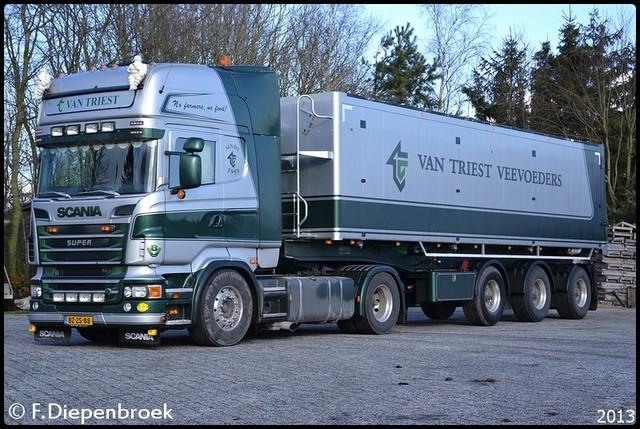 BZ-ZS-88 Scania R620 Van Triest Veevoeders2-Border 09-02-2013