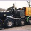 BD-PZ-19  C-border - Achterkant Truck (Koeltoren...