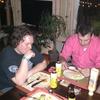 Etentje 13-12-08 4 - In huis 2008