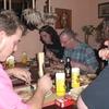 Etentje 13-12-08 2 - In huis 2008