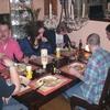 Etentje 13-12-08 1 - In huis 2008