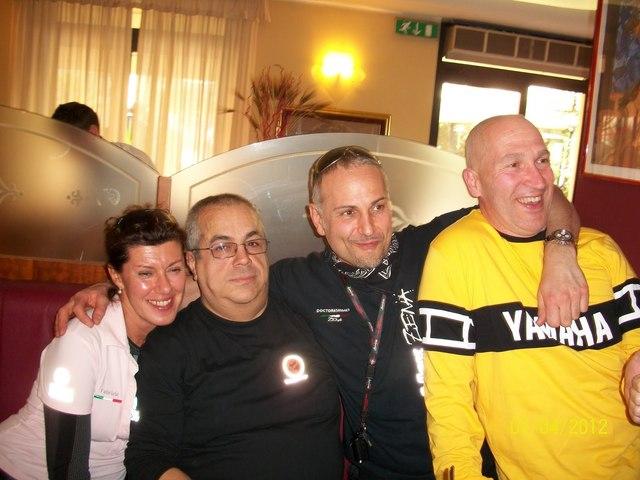Genova 01.04.2012 Il grande IRONMAX