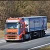 Zwart Transport Sprang-Cape... - Volvo