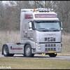 BT-NF-99 Volvo FH Lokken Vo... - Rijdende auto's