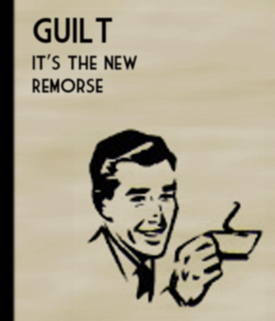guilt -