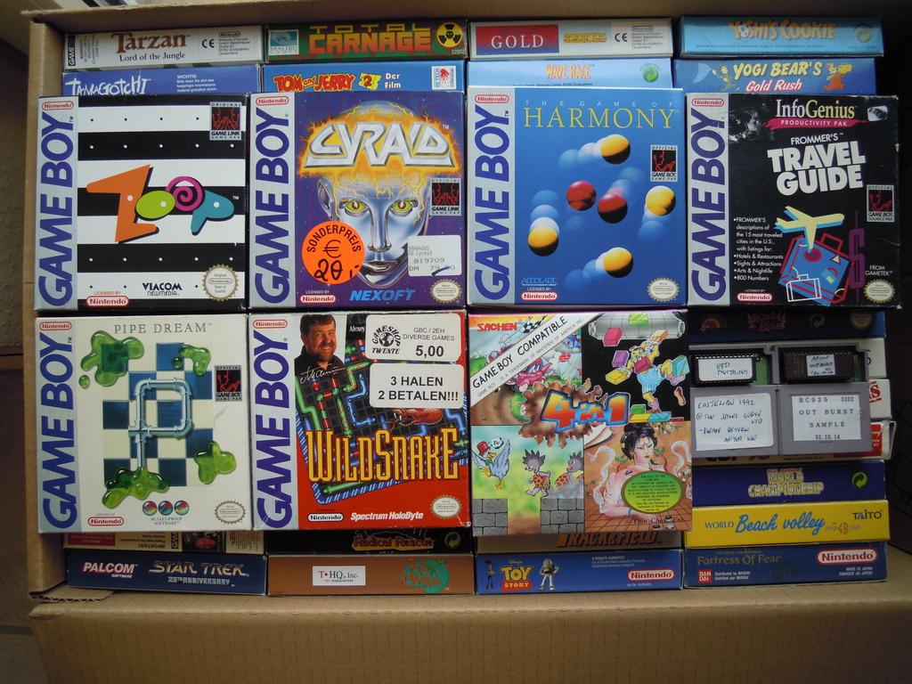 Game Boy Z-US -