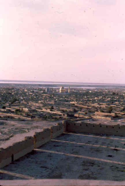 samarra Afghanstan 1971, on the road
