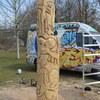DSC 0259 - Kunstproject houtsnijwerk p...