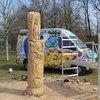 DSC 0260 - Kunstproject houtsnijwerk p...