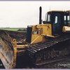 CAT D5H LGP  A-border - Kranen