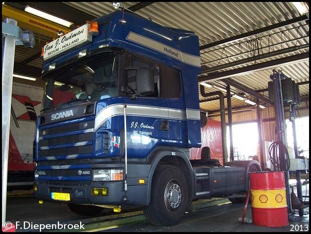 BN-DJ-37 Scania 164L 480 Jan J Oudman2-BorderMaker 01-12-2012