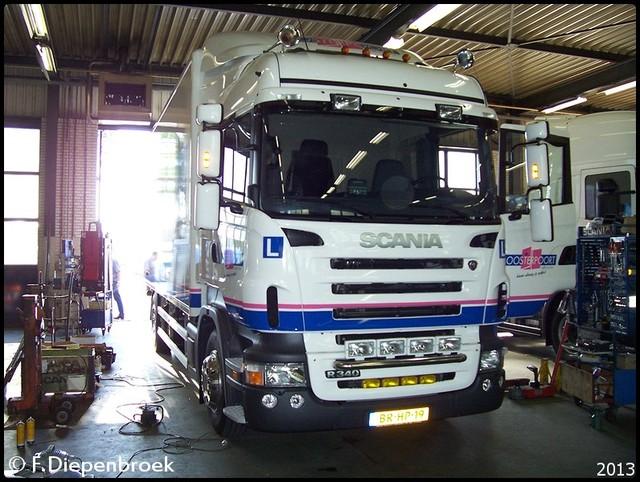 BR-HP-19 Scania R340 Oosterpoort Groningen-BorderM 01-12-2012