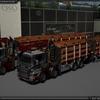 TSL™ Company 6x6 + 8x4 Full - TSL™ HOLZ Transport