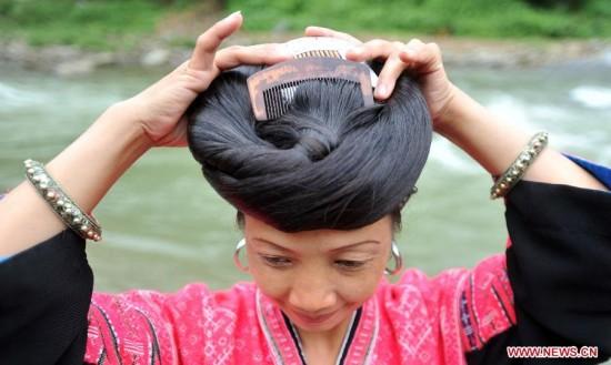 Huangluo-hair2 -