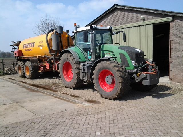 fendt 922 vario somers somers