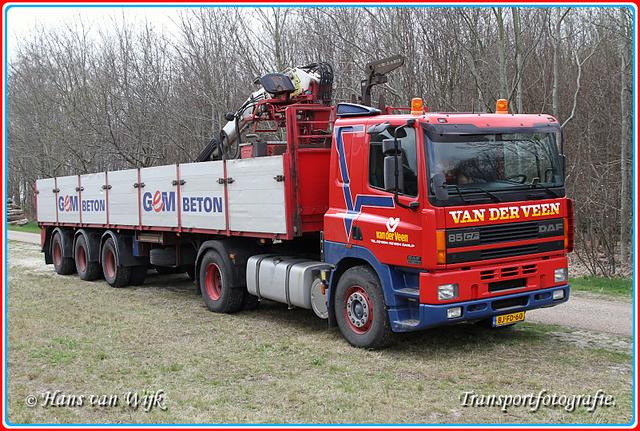 BJ-FD-60  A-border Stenen Auto's