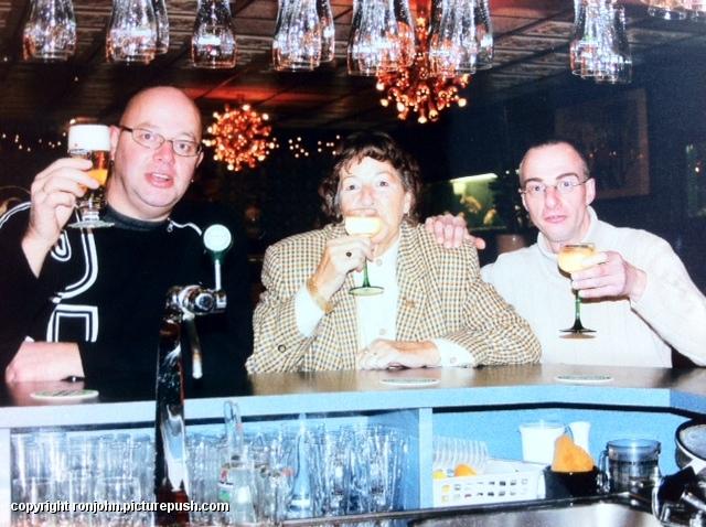 Met Ma bij de Chinees 2005 Bij Empire