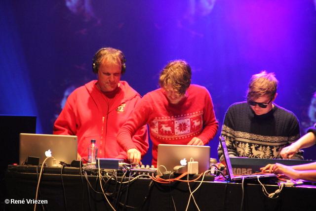 R.Th.B.Vriezen 2013 05 01 1919 PvdA Arnhem 1mei Bijeenkomst LuxorLive Arnhem dinsdag 1 mei 2013