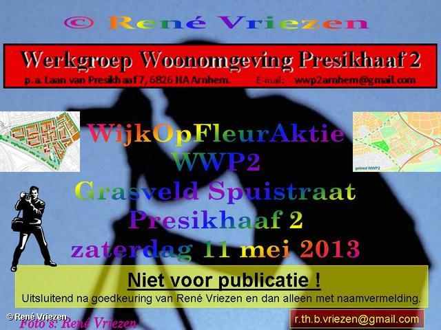 R.Th.B.Vriezen 2013 05 11 0000-1 WWP2 WijkOpFleurAktie Presikhaaf2 zaterdag 11 mei 2013