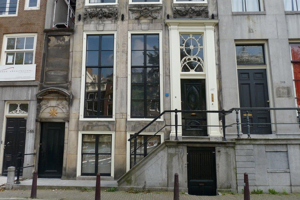 kloveniersburgwal387 - Amsterdam winter