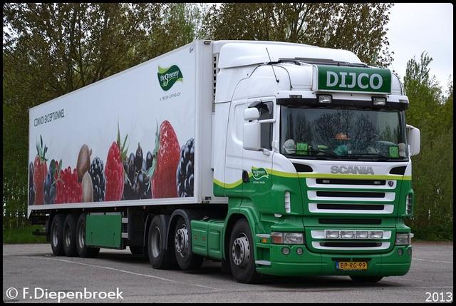 BP-RG-99 Scania R420 Dijco2-BorderMaker 2013