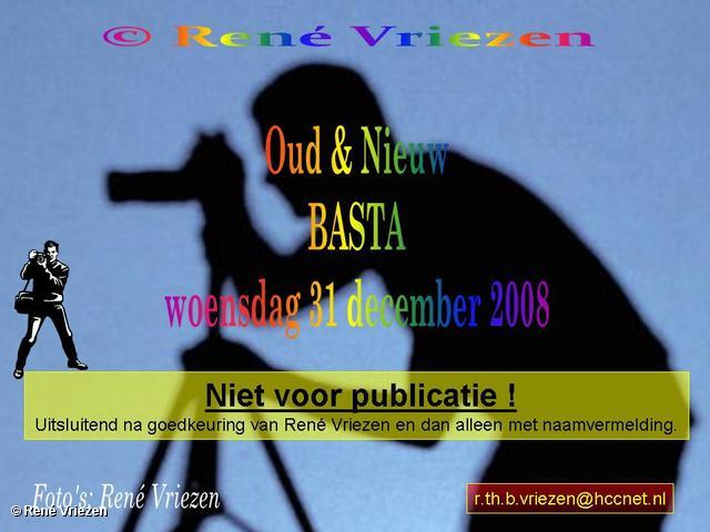 René Vriezen 2008-12-31 #0000 Oud & Nieuw BASTA woensdag 31-12-2008