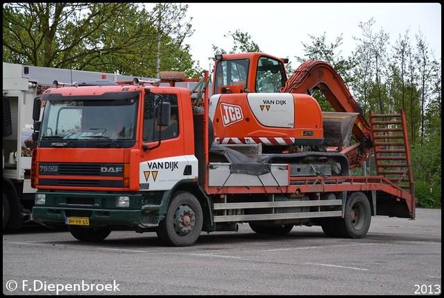 BH-HR-65 DAF 75CF Van Dijk2-BorderMaker 2013