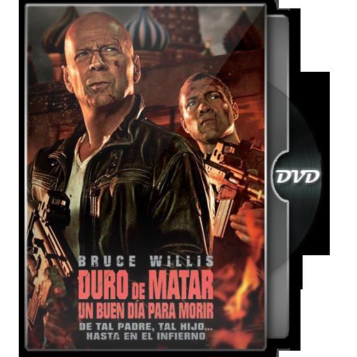 Duro de Matar: Un Buen Día Para Morir [EXTENDED] [DVDRip] [Español Latino] [2013]