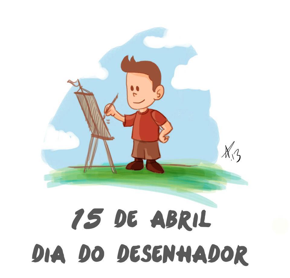 dia desenhador -