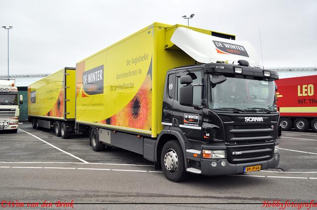 Winter Logistics, de - Honselersdijk[  BV-JP-64  Transportfotos LZV (Opsporing)