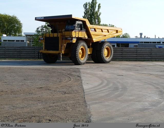 caterpillar 002-border Grondverzet voertuigen/machines