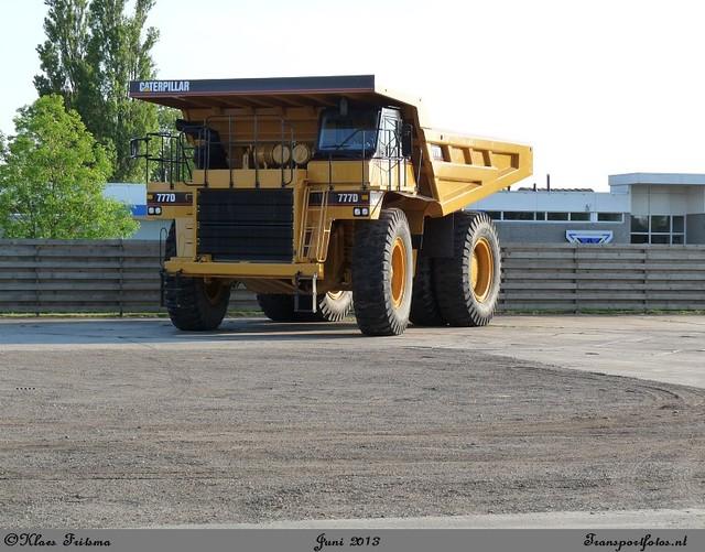 caterpillar 003-border Grondverzet voertuigen/machines