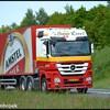 BZ-ZR-97 Mercedes Actros MP... - Rijdende auto's
