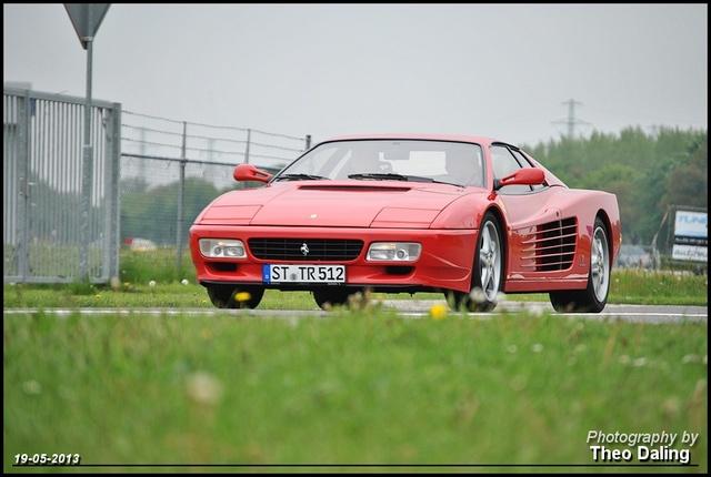 Ferrari  ST  TR512 border Ferrari & Lamborghini dag - Assen