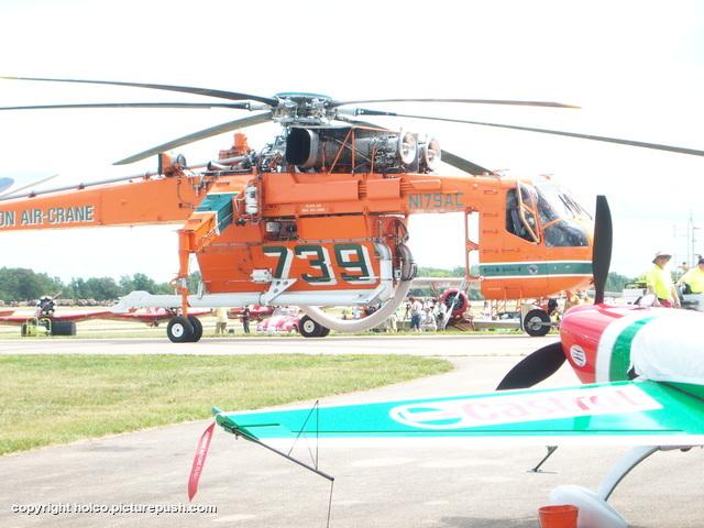 Oshkosh 2009 415 SKYCrane