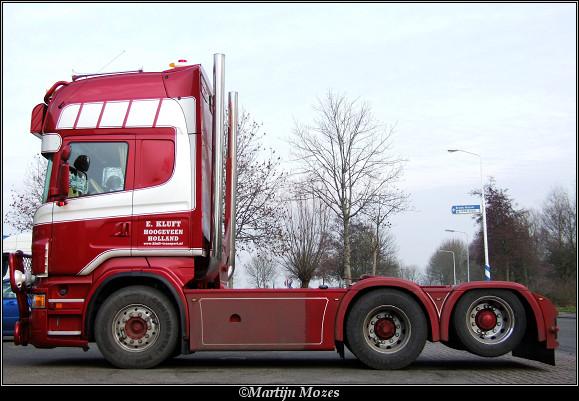 Edwin Kluft Scania R620 Edwin Kluft Scania R620