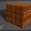 Pallet Forato 8 - TSL™ BRICKS Transport