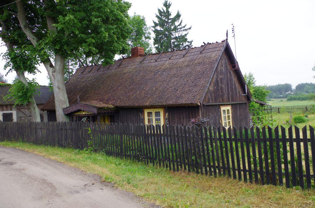 Klaniny, dom z 1796 r -