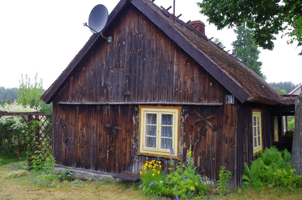 Klaniny, dom z 1796 r....1 -