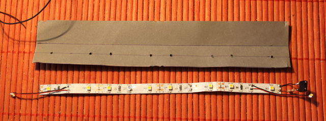 plafond ombouw TEE inox