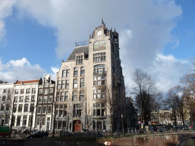 levensverzekering Amsterdam winter