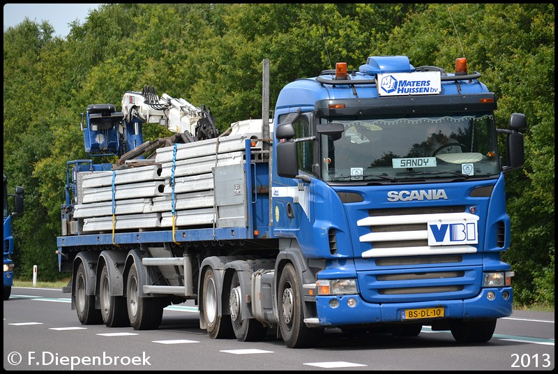 BS-DL-10 Scania R380 Maters Huissen-BorderMaker - Rijdende auto's