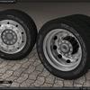 Sax™ Wheel Front+Rear - TSL™ Parking